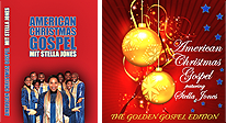 DVD CD American Christmas Gospel